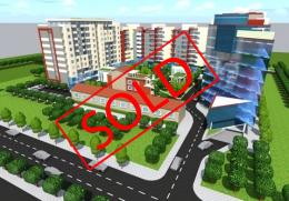 Apartament 2+1 per shitje ne rrugen Asim Vokshi, mbrapa shkolles Harry Fultz, (TRS-101-45)