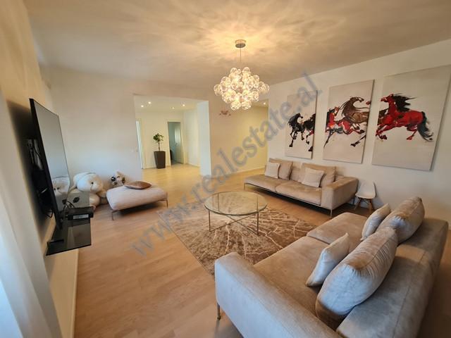 Apartament modern 2+1 me qira ne rrugen e Bogdaneve ne Tirane