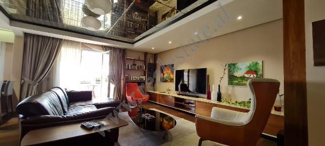 Apartament luksoz 2+1 me qira prane Kopshtit Botanik ne Tirane