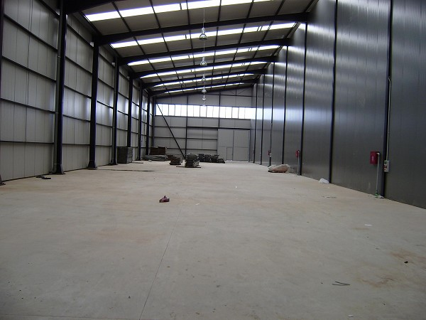 Warehouse for RENT in Tirana, highway Tirane-Durres, km 10, 1350m2(TRR1010)