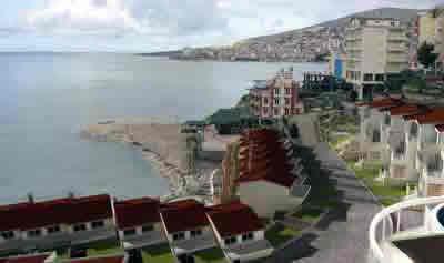Per SHITJE Apartamente dhe Vila ne vije te pare bregdeti ne Sarande (SRS-1010)