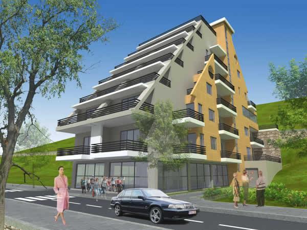 Per SHITJE Apartamente ne Sarande | me pamje nga deti | duke filluar nga 20,500� (SRS-1007)
