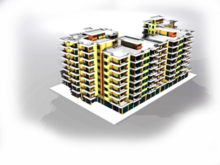 Apartamente per shitje ,1+1 ne qytetin e Vlores , (VLS-101-1)