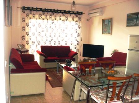 Apartament me qera tek rruga Don Bosko, kompleksi  Vizion + , (TRR-101-22)