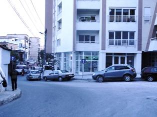 Dyqan me qera ne rrugen Fadil Rada ne Tirane , (TRR-101-36)
