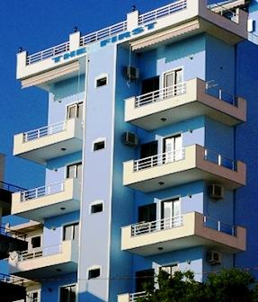 Hotel per shitje ne qytetin e Sarandes , (SRS-101-2)