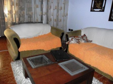 1+1 Apartment for rent in Sulejman Pasha street, close to Fortuzi street in Tirana, (TRR-101-89)