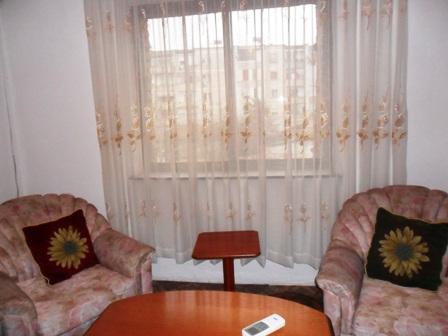 1+1 Apartment for rent in Fortuzi street close to 'Jeronim De Rada' School, (TRR-101-90)