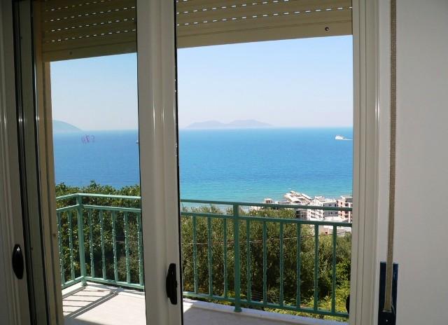 Apartamente per shitje ne Vlore me pamje nga deti, (VLS-101-13)