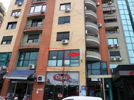 Office space for sale or rent in Federik Shiroka Street in Tirana, (TRS-101-103)