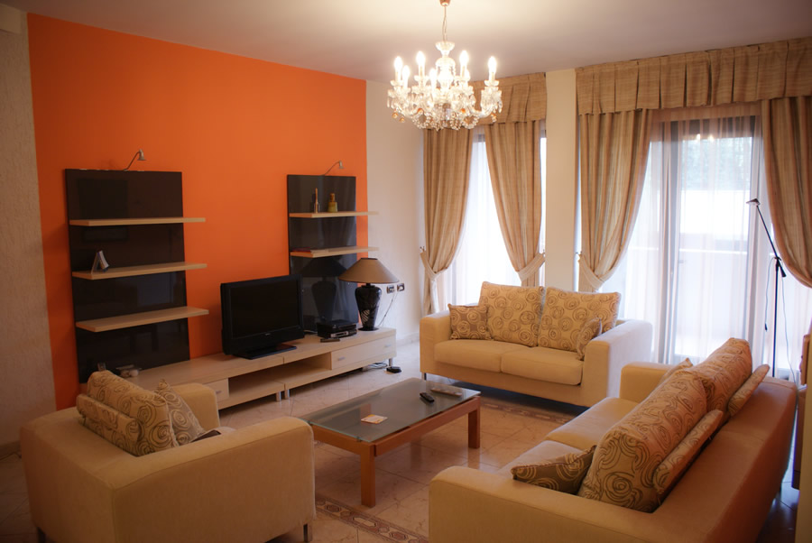 Modern apartment for rent in Bllok area in Tirana , (TRR-412-15)