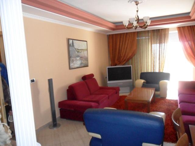 Two bedroom apartment for rent in Sami Frasheri street in Tirana (TRR-412-17)
