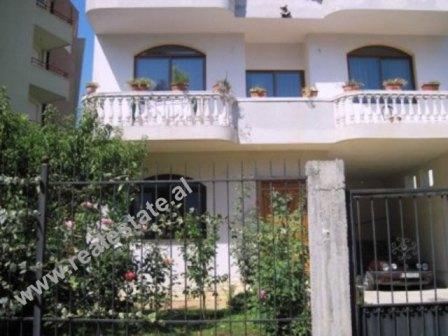 Two Storey villa for rent close to Artificial Lake in Tirana, Albania(TRR-313-37)