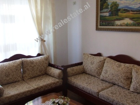 Apartment for rent in Haxhi Hysen Dalliu Street in Tirana, Albania (TRR-413-38)