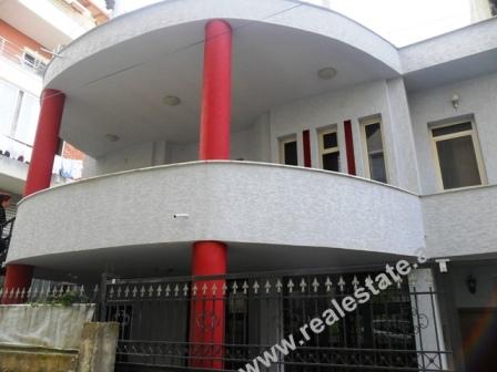 Two storey villa for rent in Robert Shvarc Street in Tirana, Albania (TRR-413-59)