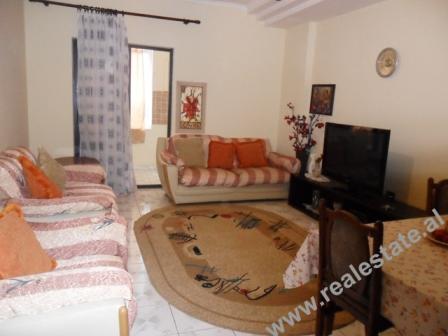 Apartment for rent in Komuna Parisit Street in Tirana, Albania (TRR-613-6)