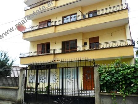 Four Storey villa for rent in Vace Zela Street in Tirana , Albania (TRR-613-7)