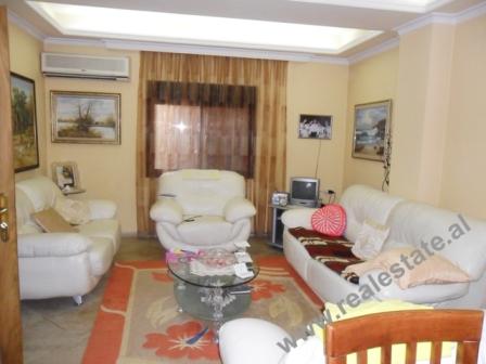 Duplex apartment for rent in Muharrem Butka Street in Tirana, Albania (TRR-613-26)