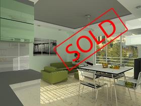 Apartament  per shitje ne rrugen Jordan Misja,mbrapa shkolles Harry Fultz, (TRS-101-27)