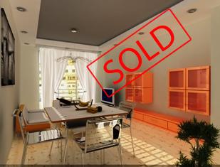 Apartament 2+1 ne shitje tek rruga Jordan Misja, afer shkolles Harry Fultz, (TRS-101-28)