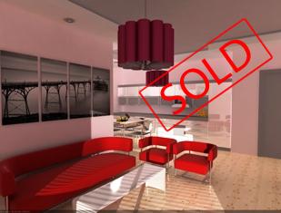 Apartament 2+1 per shitje ne rrugen Jordan Misja, afer shkolles Harry Fultz, (TRS-101-32)