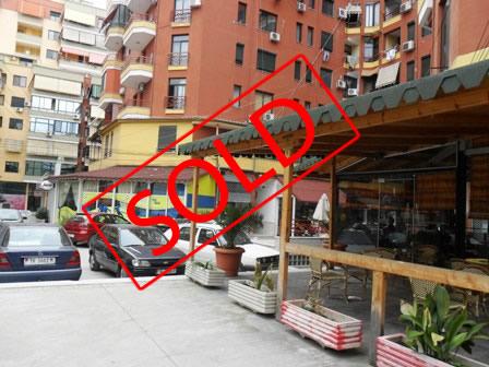 Lokal per shitje ne Tirane afer 21 Dhjetorit, (TRS-101-106)
