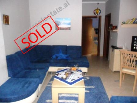 Apartament 2+1 ne shitje ne rrugen Naim Frasheri ne Tirane (TRS-313-50)