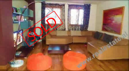 Apartament luksoz 2+1 ne shitje ne Bulevardin Gjergj Fishta ne Tirane (TRS-413-5)