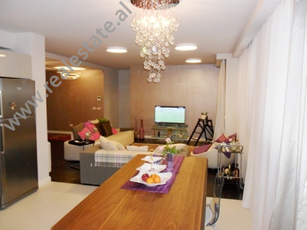 Two bedroom apartment for sale at the beginning of Siri Kodra Street  in Tirana, Albania (TRS-516-32b)
