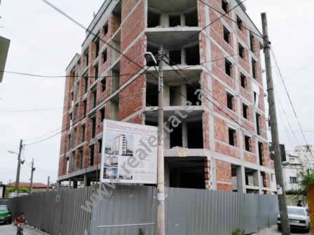 Two bedroom apartment for sale in Haxhi Sina Street in Tirana, Albania (TRS-616-10b)