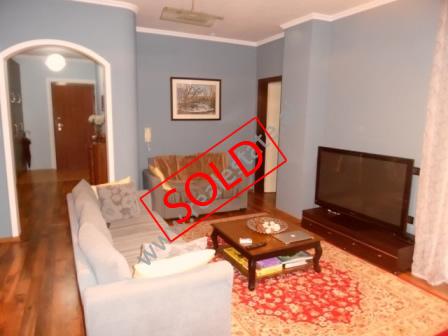 Apartament 2+1 per shitje ne rrugen Todi Shkurti ne Tirane (TRS-216-43K)