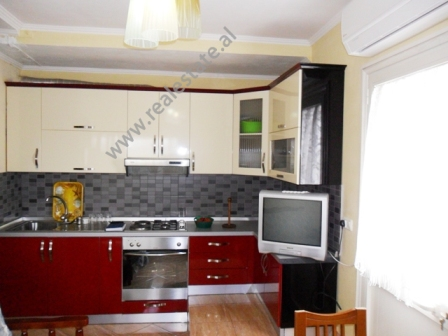 One bedroom apartment for rent in Asim Vokshi Street in Tirana, Albania (TRR-616-43b)