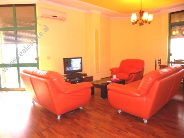 Duplex apartment for rent in Tirana City center, Albania (TRR-816-26K)