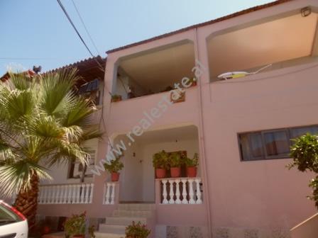 Two storey villa for sale in Luan Peza Street in Tirana, Albania (TRS-816-36K)