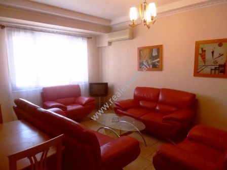 One bedroom apartment for rent in Bogdaneve Street in Tirana, Albania (TRR-916-29K)