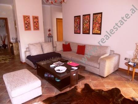 One bedroom apartment for rent in Muhedin Llagani Street in Tirana, Albania (TRR-916-39L)