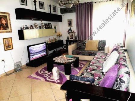 Two bedroom apartment for sale in Bill Klinton Street in Tirana, Albania (TRS-117-17L)