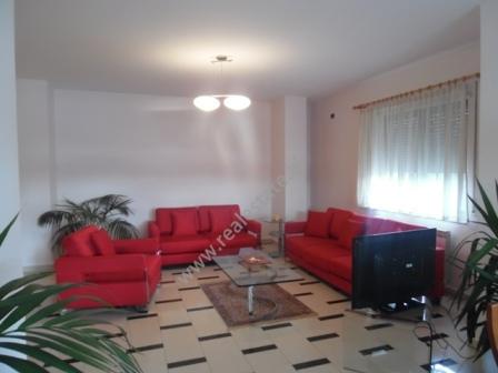 Three bedroom apartment for rent in Dora D'Istria Street in Tirana (TRR-117-20K)