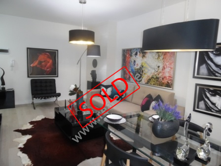 Apartament modern 1+1 per shitje prane Ministrise se Punes ne Tirane (TRS-1216-3K)