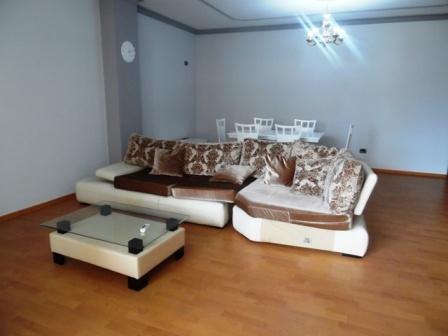 Three bedroom apartment for rent in Zogu i I Boulevard in Tirana, Albania (TRR-217-42d)