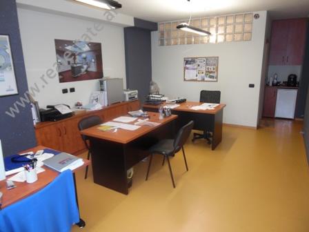 Office space for rent near Hygeia hospital in Tirana Albania, (TRR-417-35K)