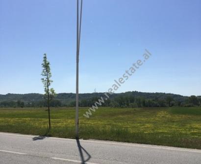 Land for sale near Tirana-Durresi highway in Albania, (TRS-417-49K)