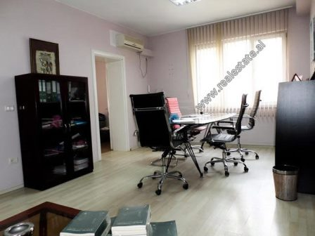 Office for rent in Blloku area in Tirana, Albania (TRR-418-36L)