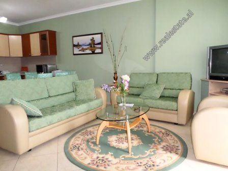One bedroom apartment for rent close to Selvia area in Tirana (TRR-418-45L)