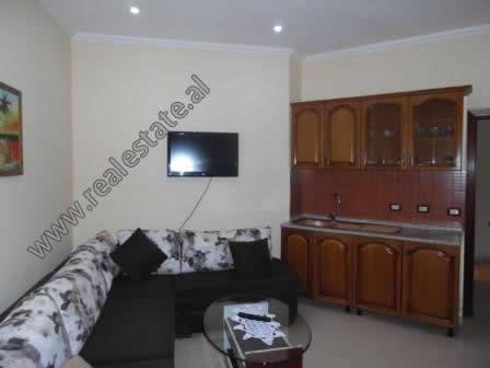 One bedroom apartment for rent in Ish Blloku area in Tirana, Albania (TRR-818-29E)