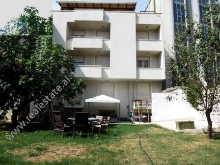 Four storey villa for rent near the Center of Tirana, Albania (TRR-818-31L)