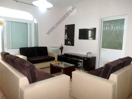 Two bedroom apartment for rent in beginning of Sami Frasheri Street in Tirana, Albania (TRR-818-34L)