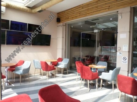 Coffee-Bar for rent in Ish-Blloku area in Tirana, Albania (TRR-818-56E)