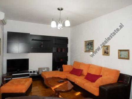 Two storey villa for rent in Fuat Toptani street in Tirana, Albania (TRR-918-25E)