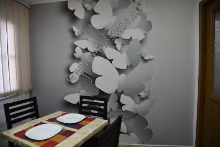 Studio apartment for monthly rent near Myslym Shyri area in Tirana, Albania (TRR-918-27E)